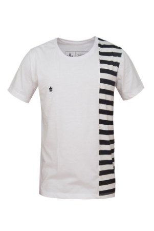 Camiseta Line White