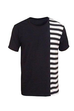 Camiseta Line Black