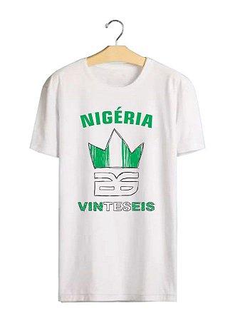 Camiseta Nigéria