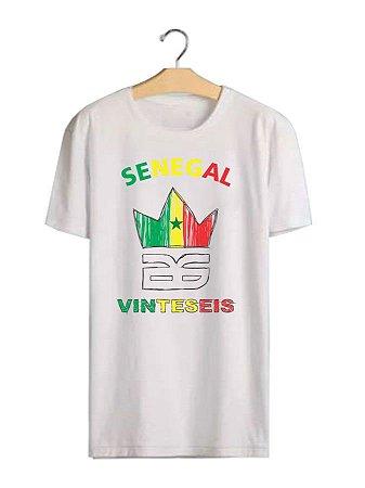 Camiseta Senegal