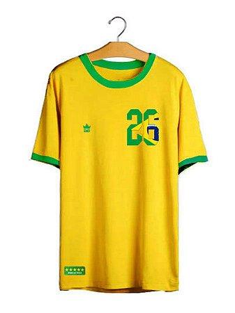 Camiseta Canarinho
