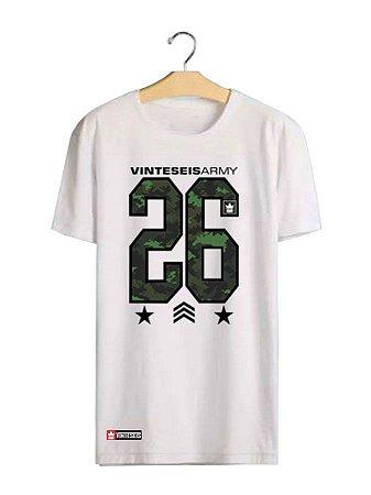 Camiseta 26 Army