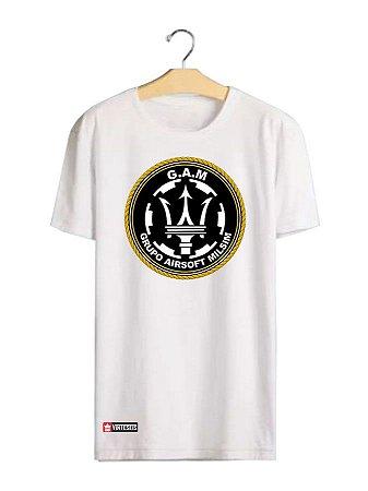 Camiseta Vinteseis G.A.M. EMG