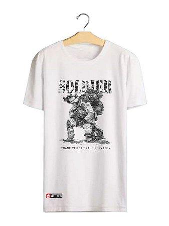 Camiseta SOLDIER