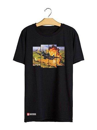Camiseta Tudo pelo ar