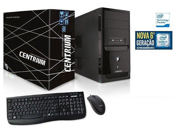 COMPUTADOR INTEL CENTRIUM ELITELINE 6700 INTEL CORE I7-6700 3.4GHZ 8GB 1TB LINUX
