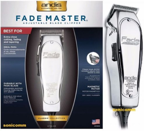 Fade Master 14000V  Máquina de Cortar Cabelo - Andis