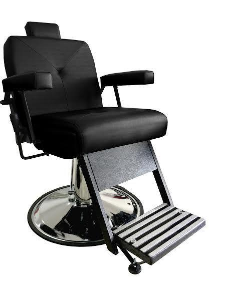 Cadeira de Barbeiro Reclinável São Paulo S.A.