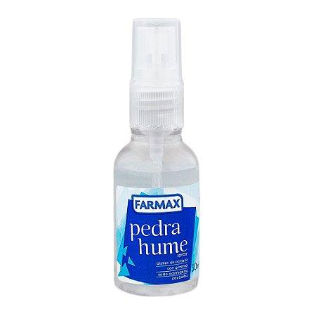 Pedra Hume Farmax Spray - 30ml