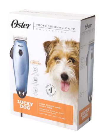 Máquina de Tosa Lucky Dog - 110v - 078960 - Oster