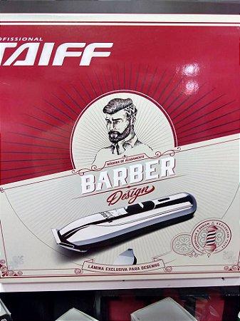7a0c06c37 Máquina de Acabamento Barber Design - Taiff Professional - Central ...