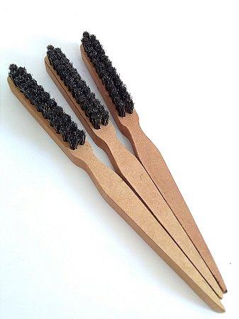 Escova de Madeira para Corte - Reforçada - Unidade