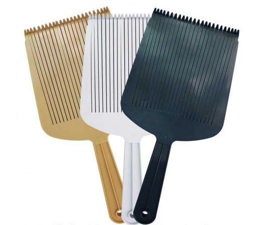Pente Afro Nivelador (Flattoper) Para Corte Quadrado