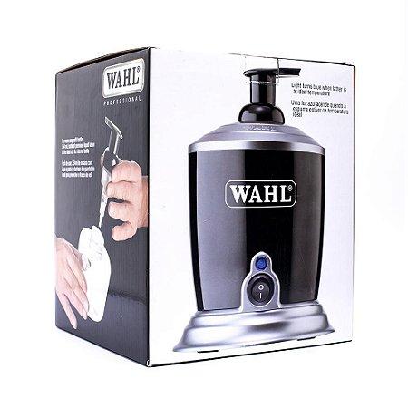 Máquina de Aquecer Espuma Wahl Hot Lather Machine  - 110v (Dois Anos de Garantia)