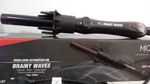 6d07dc6dd Modelador Automático MQ Professional Brainy Waves 25mm - Bivolt ...