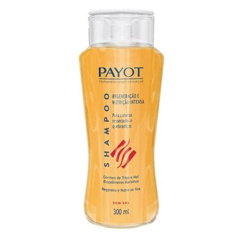Shampoo Payot Regeneração e Nutrição Intensa - Sem Sal - 300ml