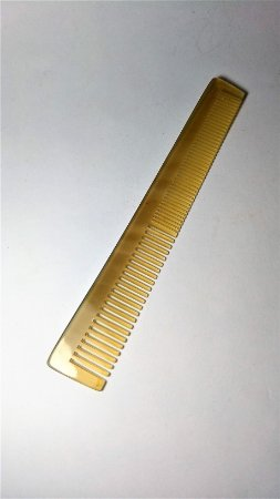 Pente de Osso - Chifre - Modelo Omar Sharif - Referência 2026 - 14,5 cm