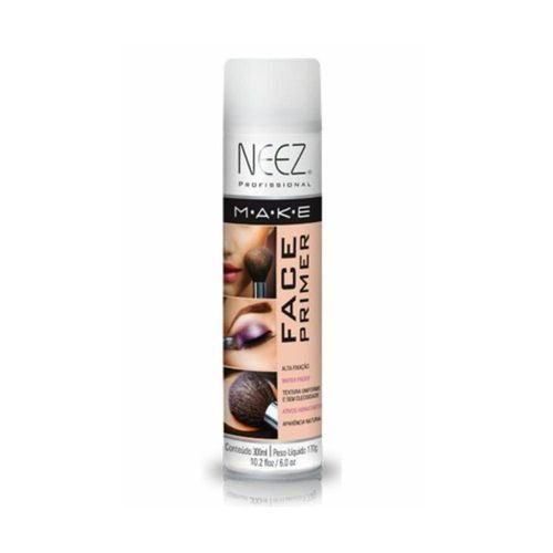 Face Primer Profissional - Fixador de Maquiagem - Neez - 300ml