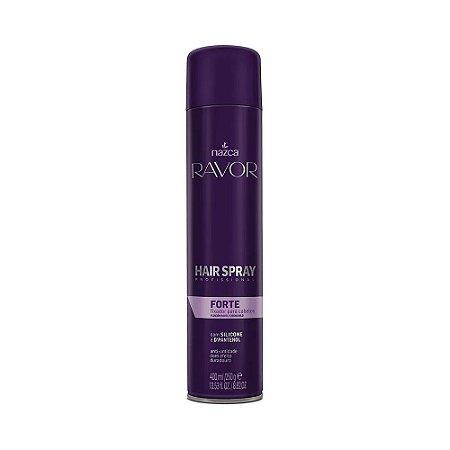 Hair Spray Nazca Ravor Forte - 400ml