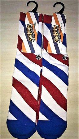 Meias Suavecito - Barber Socks - Tam. Adulto Padrão