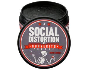 Pomada Suavecito Extra Forte - Social Distortion - 113g - Made in USA