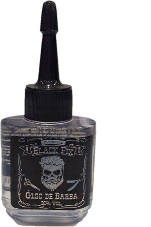 Óleo de Barba Profissional Black Fix - 30ml