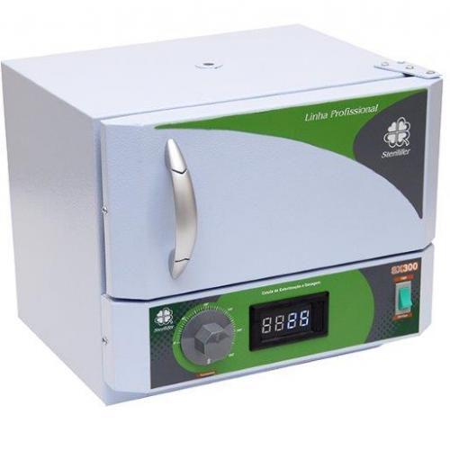 Estufa Para Esterilização e Secagem Sterilifer SX 300  5L