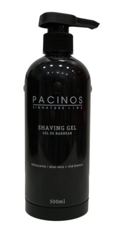 Shaving Gel Pacinos - Gel de Barbear (500ml)