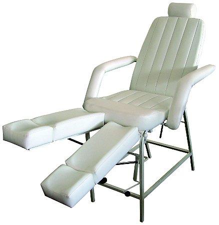 Cadeira para Podologia com Pés Bipartidos Yoshi - MECA-01 PDB