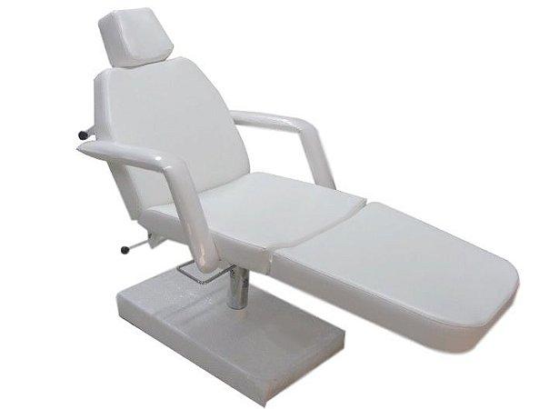Poltrona Hidráulica para Estética/Dermatologia/Tatuagem Yoshi RH - 84HPEB