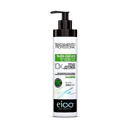 Eico Life Shampoo Trata Cachos (280ml)