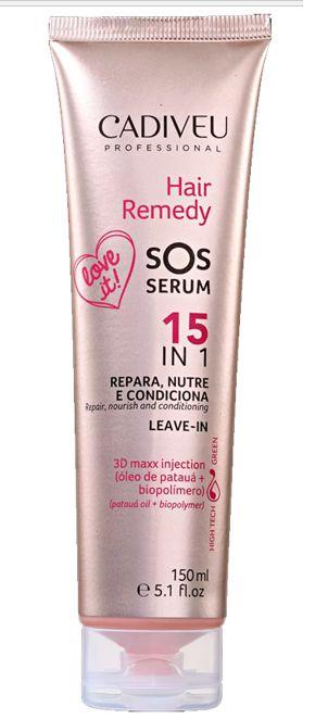 Sérum Cadiveu SOS Leave in 15 em 1 Hair Remedy (150ml)