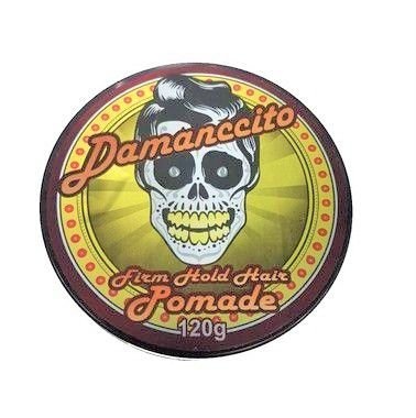 Pomada Modeladora Damanccito - Firm Hold Hair Pomade (120g)
