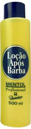 Loção Após Barba Palmindaya Profissional - Sport │ Aloe Vera │ Mentol - (500 ml)