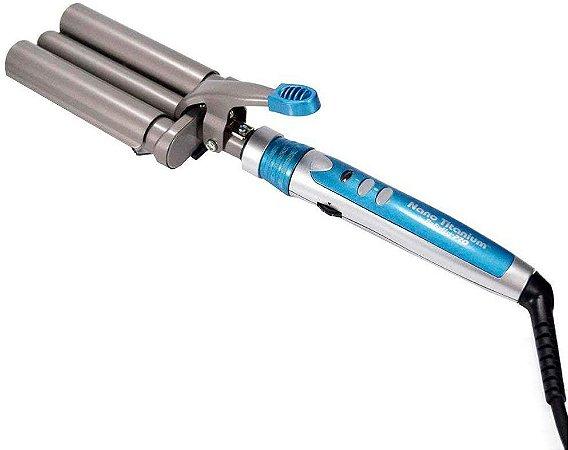 Modelador Babyliss Pro Nano Titanium Triondas 16mm - 210ºC/385ºF