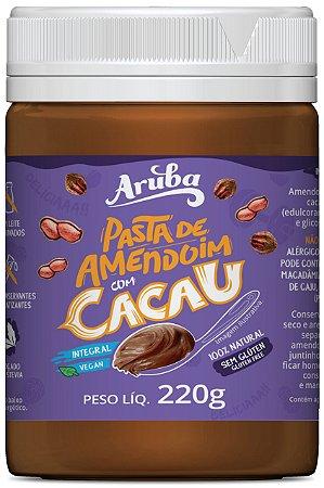 Pasta de Amendoim - Cacau - 220gr