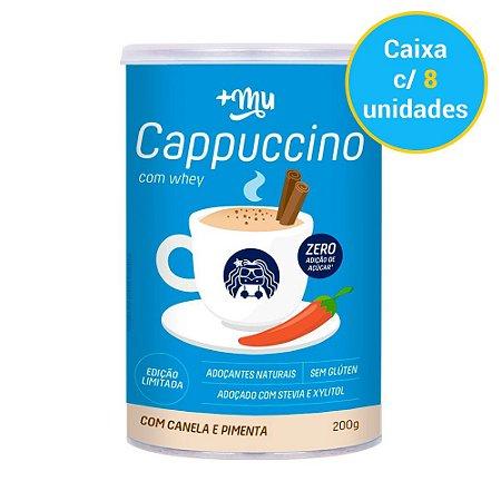 Caixa Cappuccino com Canela e Pimenta - 8 unidades