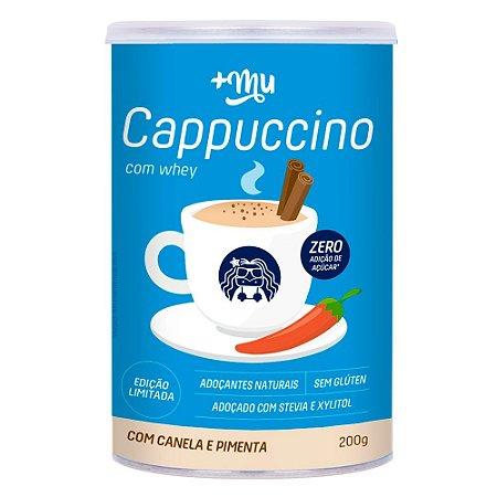 Cappuccino com Canela e Pimenta