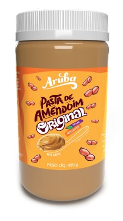 Pasta de Amendoim Original - 450gr