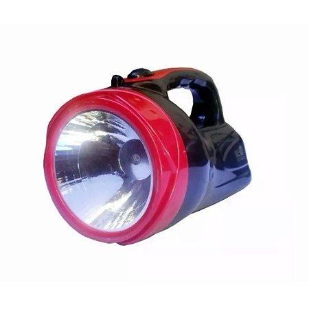Lanterna Tocha ECO-LUX Recarregável - 1 LED - ECO-2610B