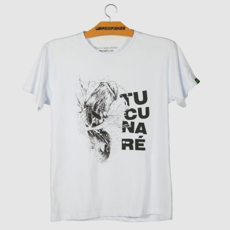 Camiseta Salto do Tucunaré