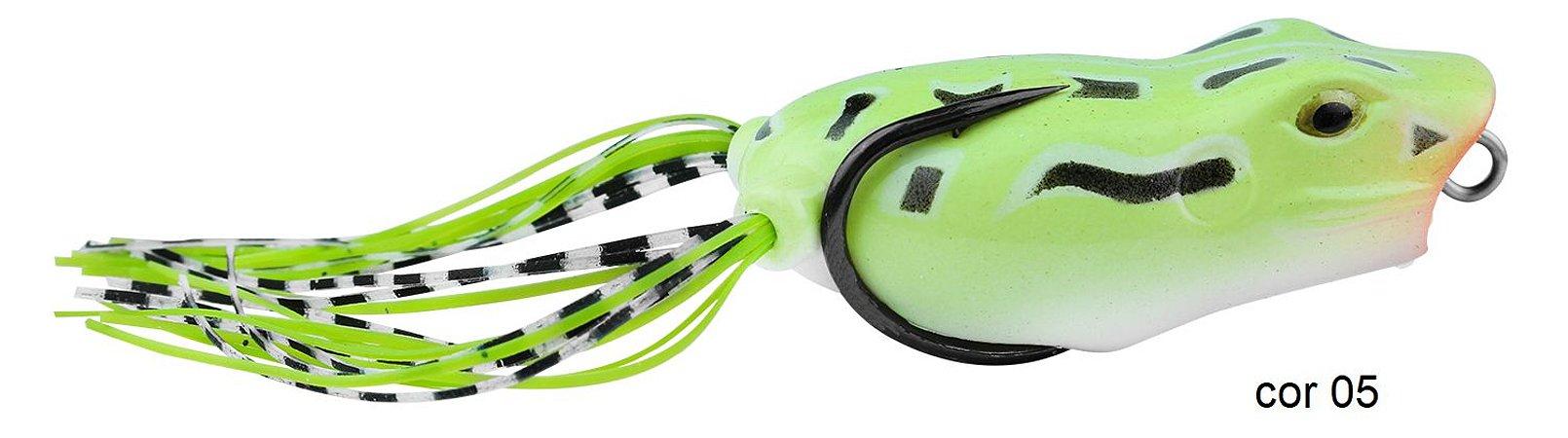Isca Albatroz Pop Frog Xy-37 5cm 12g