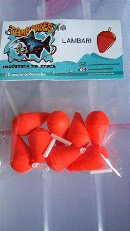 Boia Lambari nº 1 embalagem com 8 unidades Tambarões