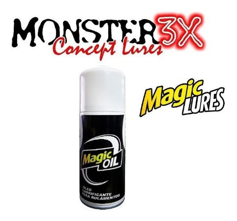 Óleo Lubrificante Magic Oil - Monster 3x