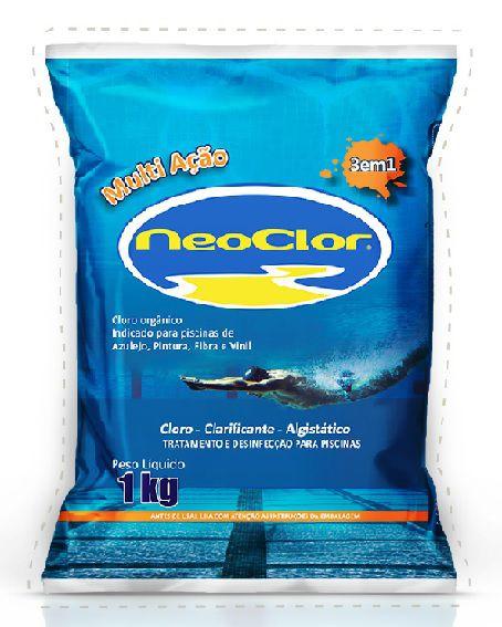 NEOCLOR DICLORO 1KG MULTI (ALGICIDA CLAFIRANTE)