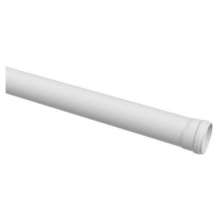 Tubo PVC Esgoto 100mm 6m - Amanco