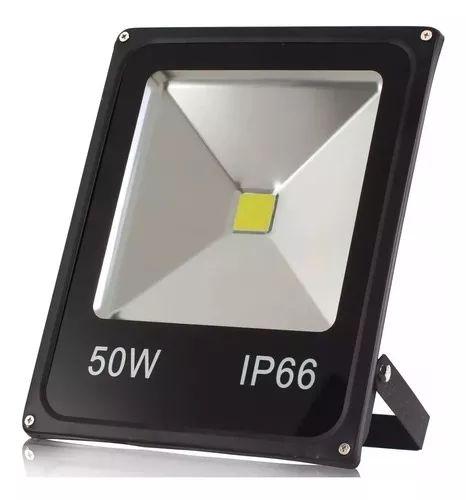 REFLETOR LED 50W BIVOLT SOVER GARANTIA 6 MESES