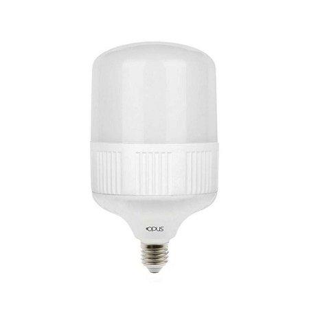 LAMPADA LED ALTO FATOR  GASTA 28W ILUMINA 40W 6500K OPUS BULBO E27