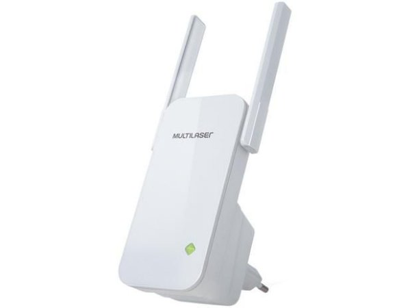 REPETIDOR SINAL WIFI MULTILASER 300MBPS RE056 2ANT