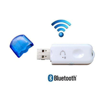 ADAPTADOR BLUETOOTH P/CARRO USB AD-16